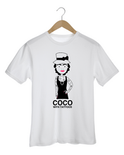 Load image into Gallery viewer, Coco with Tatoos T-SHIRT