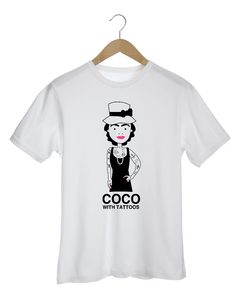 Coco with Tatoos T-SHIRT