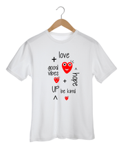 Load image into Gallery viewer, LOVE UP! T-Shirt