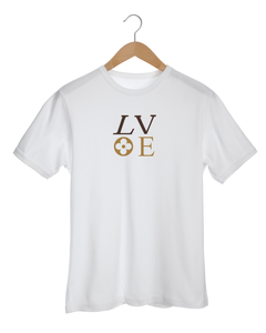 LV LOVE WITH FLOWER T-Shirt