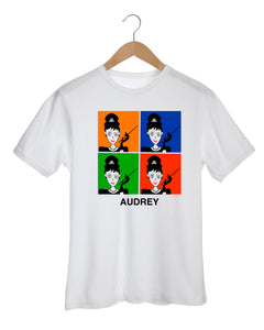 AUDREY HEPBURN INSPIRED BY WARHOL T-Shirt