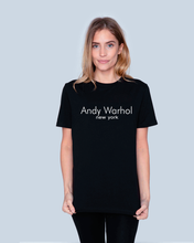 Load image into Gallery viewer, Andy Warhol New York T-SHIRT