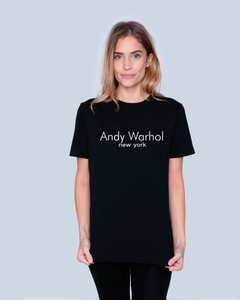 Andy Warhol New York T-SHIRT