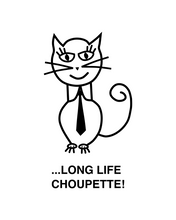 Load image into Gallery viewer, ...Long live Choupette!