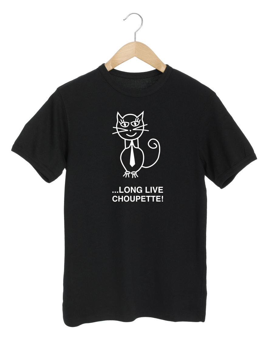 ...Long live Choupette! (Black)