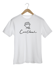 Load image into Gallery viewer, COCO SIGNATURE FULL NAME White T-Shirt