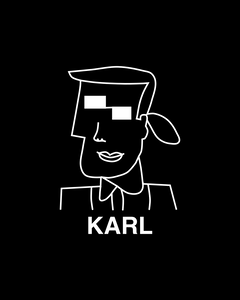 Karl Cubist Black