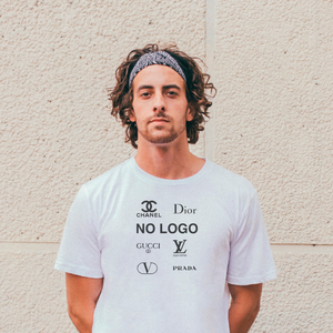NO LOGO T SHIRT