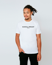 Load image into Gallery viewer, Marcel Proust Paris White T-SHIRT