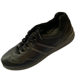 Ecco Black Leather Sneakers Size 41 (US 10)