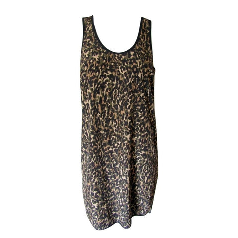 MICHAEL Michael Kors Camo Tank Dress Size Small (6)