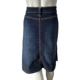 EDC Denim Skirt Size Large (12)