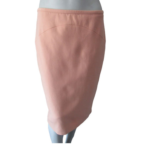 Sandra Angelozzi Blush Pink Pencil Skirt Size 34 (US 4) fits 6-8