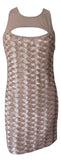Wow Couture Sequined Dress Size Medium