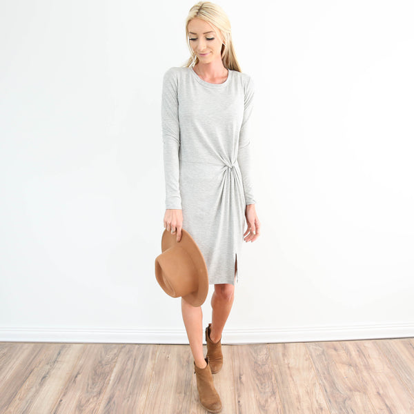 Anita Knot Dress