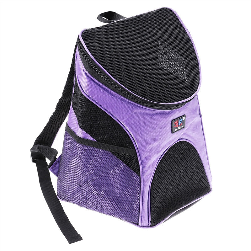 Adjustable Back Pack Pet Carrier