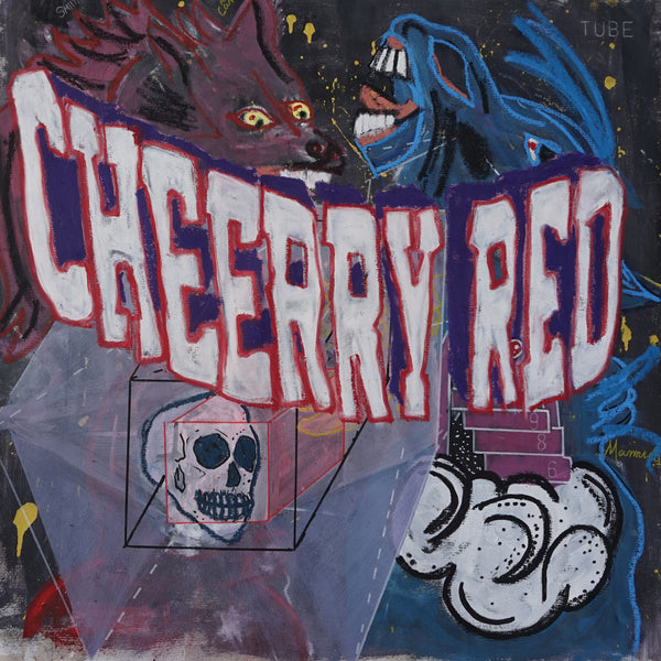 "CHEERRY RED | ""Can't Explain This Kind of Crazy"" 