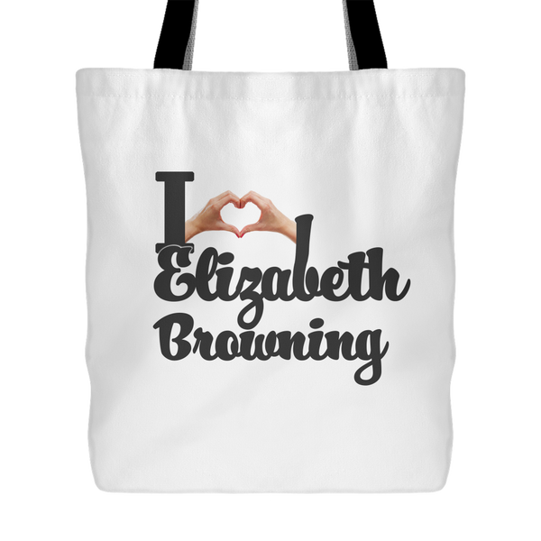 "THE MOTOR TOM | ""Elizabeth Browning"" Tote"