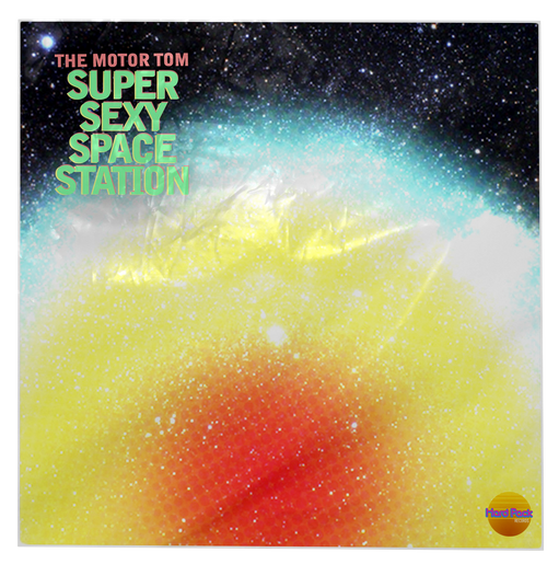 Super Sexy Space Station Vinyl LP