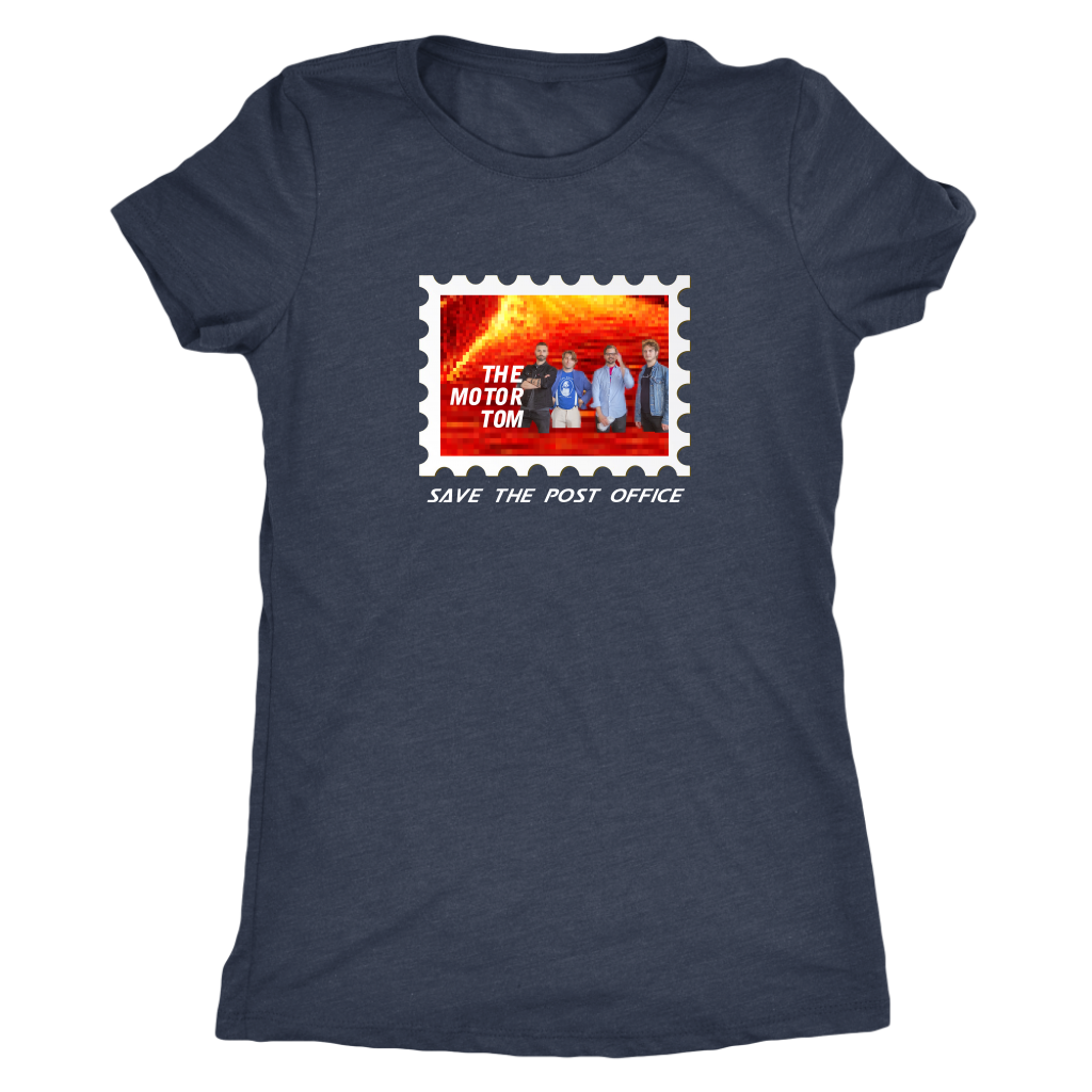"Save the USPS ""Lava Land"" Tee #USPSChallenge 