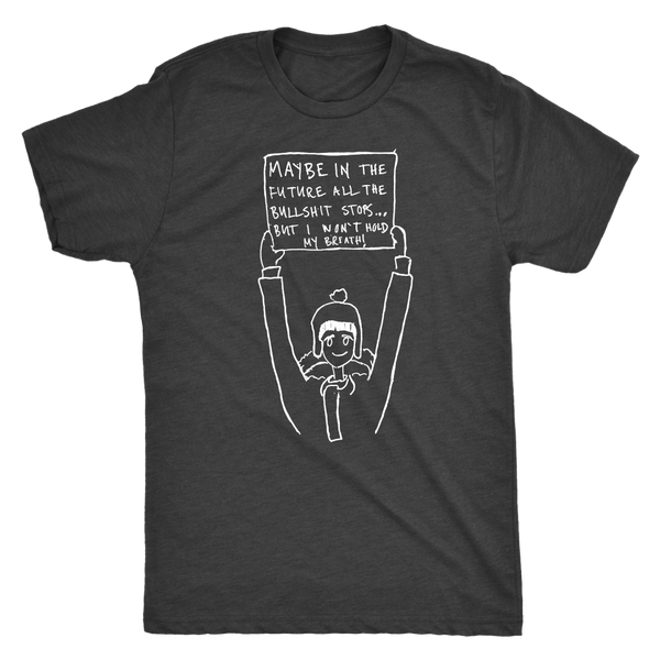 "THE MOTOR TOM | ""Maybe in the future"" Tri-Blend Tee & Sweatshirt"