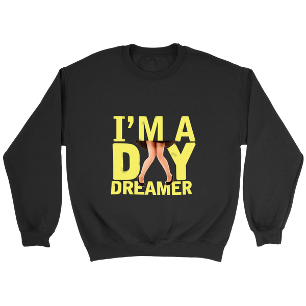 "THE MOTOR TOM | Daydreamer (""Left Out"") Sweatshirt #2"