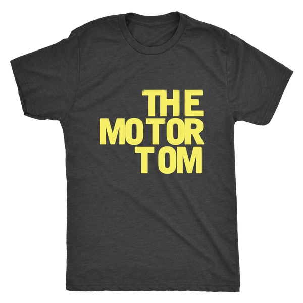 THE MOTOR TOM | Men's Classic Logo Tee