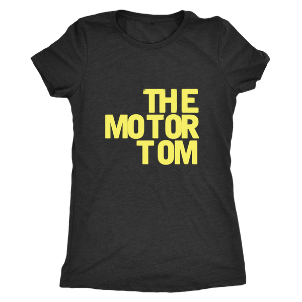 THE MOTOR TOM | TMT Classic Logo Tee