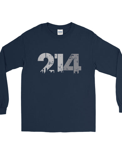 214 Long Sleeve T-Shirt