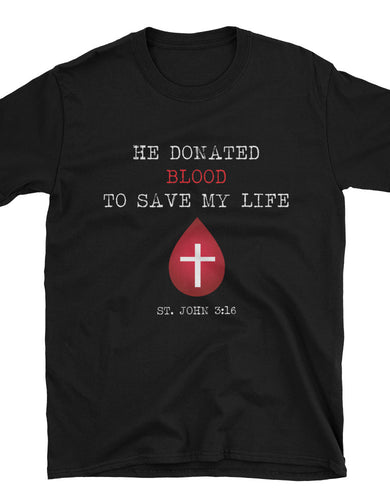 Blood Donor Unisex T-Shirt