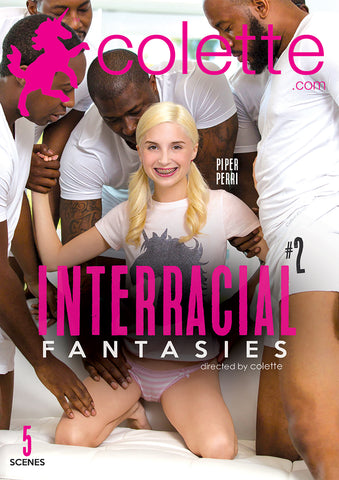 Interracial Fantasies #2