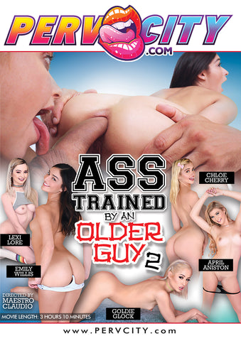 Ass Trained By An Older Guy #2