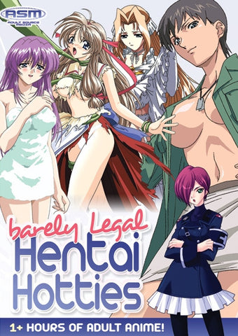 Barely Legal Hentai Hotties