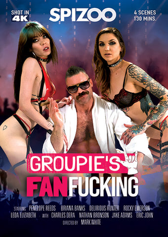 Groupie's Fan Fucking