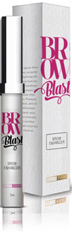 BrowBlast - Bolder, Fuller & Healthier Brows in 30 seconds