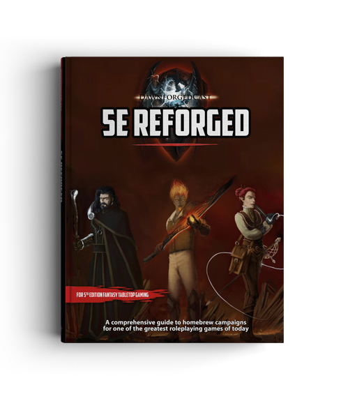 5e Reforged Now Available!
