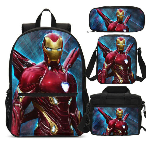 "Iron Man 16"" Back Pack"
