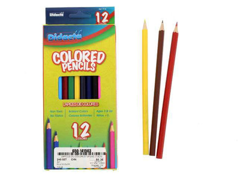SN-141503 COLORED PENCILS