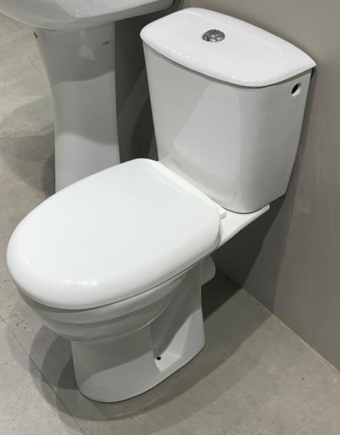 ANCHOR VITREOUS HYGINE SIDE FLUSH WHITE SINGLE TOILET