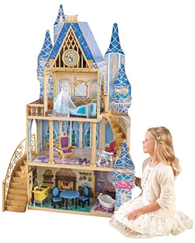 CASTLE DOLL HOUSE