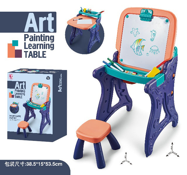 ART PAINTING LEARNING TABLE
