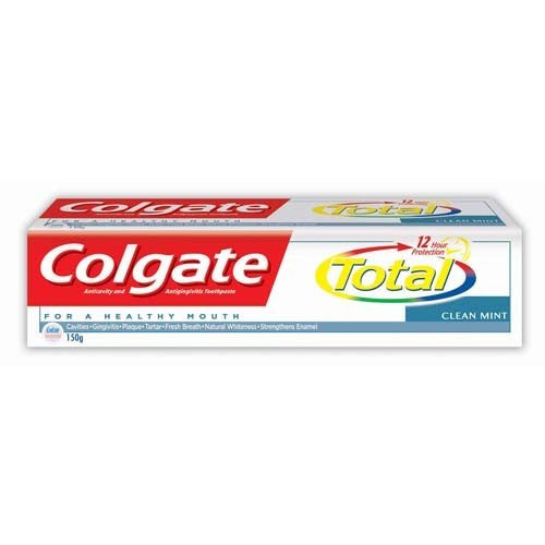 Mint Cleaning Services Home: COLGATE TOTAL CLEAN MINT, 170G