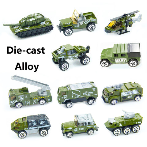 DIE CAST MODEL ARMY