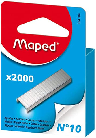 MAPED N10 STAPLES