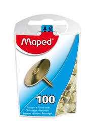 MAPED THUMB TACKS