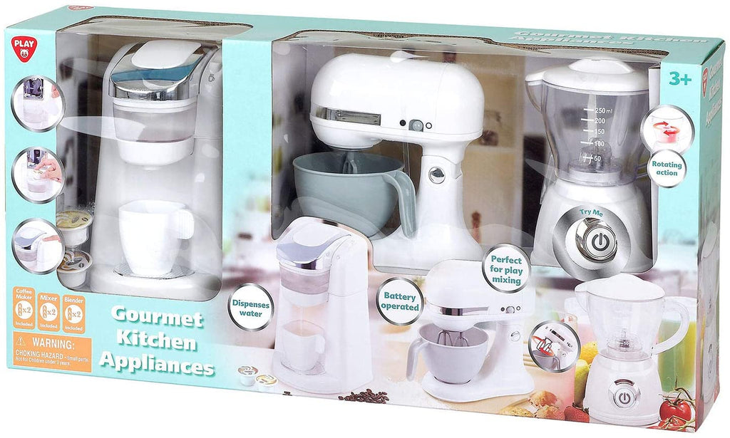 PlayGo Gourmet Kitchen Appliances