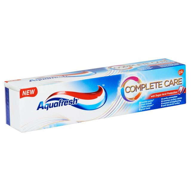 AQUAFRESH COMPLETE CARE, 100ML
