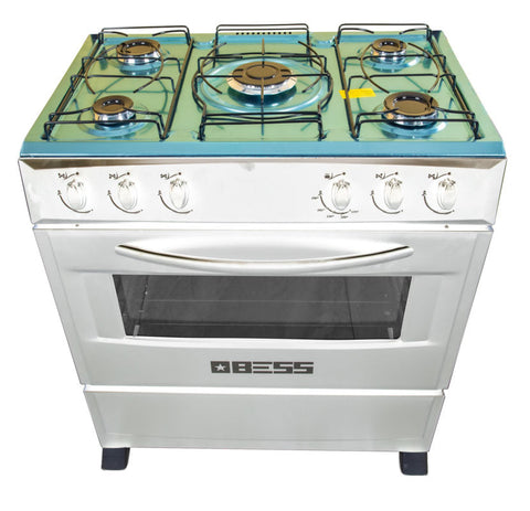 BESS 5 Burner Gas Stove