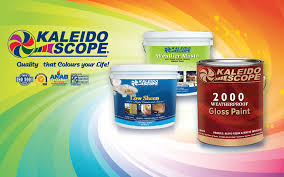Kaleidoscope Paints