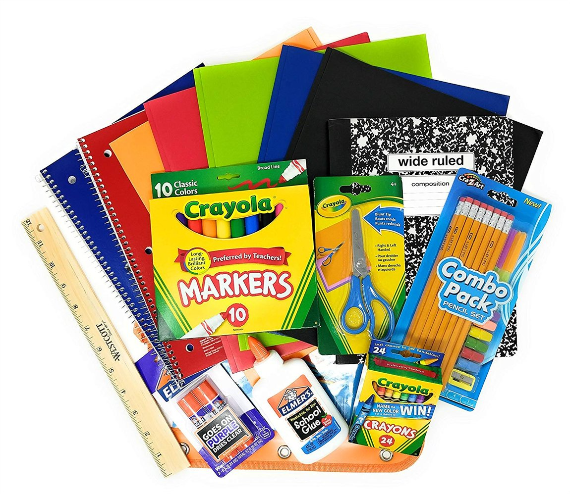 Stationery & School Supplies